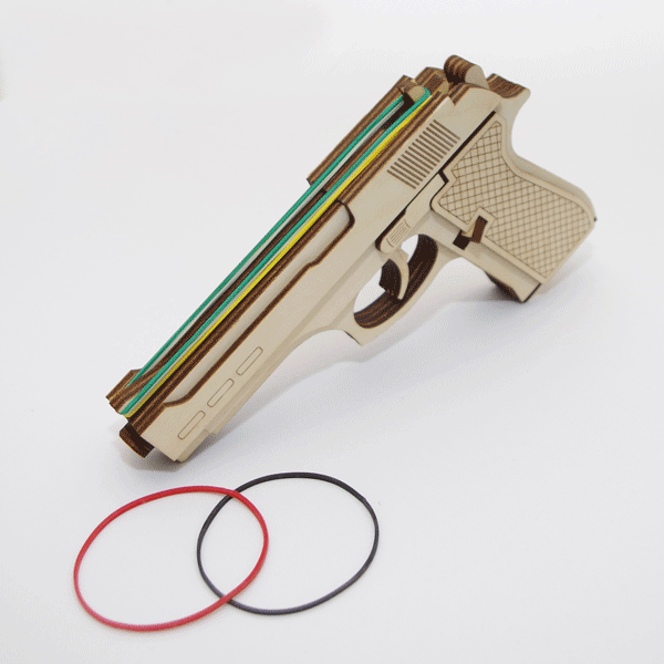 Резинкострел 5