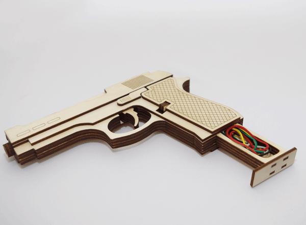 Резинкострел 6