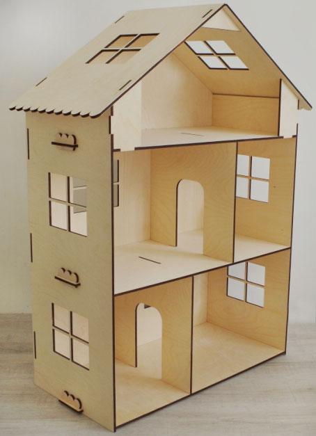 Домик для кукол 3