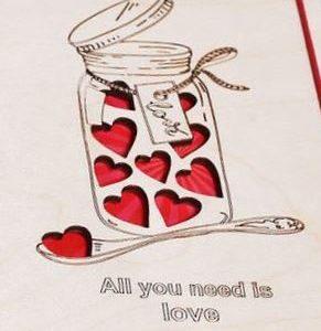 обложка сердца